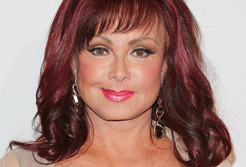 "Naomi Judd "" If I survive, I want soemone to see that they can too."