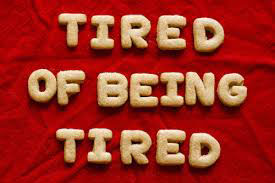 I am tired of being tired and my depresion is keeping me from living a balanced life